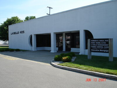 OFFICE SPACE FOR LEASE, MT. PLEASANT MI